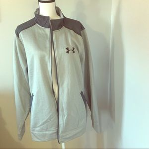 Under Armour zip sweater